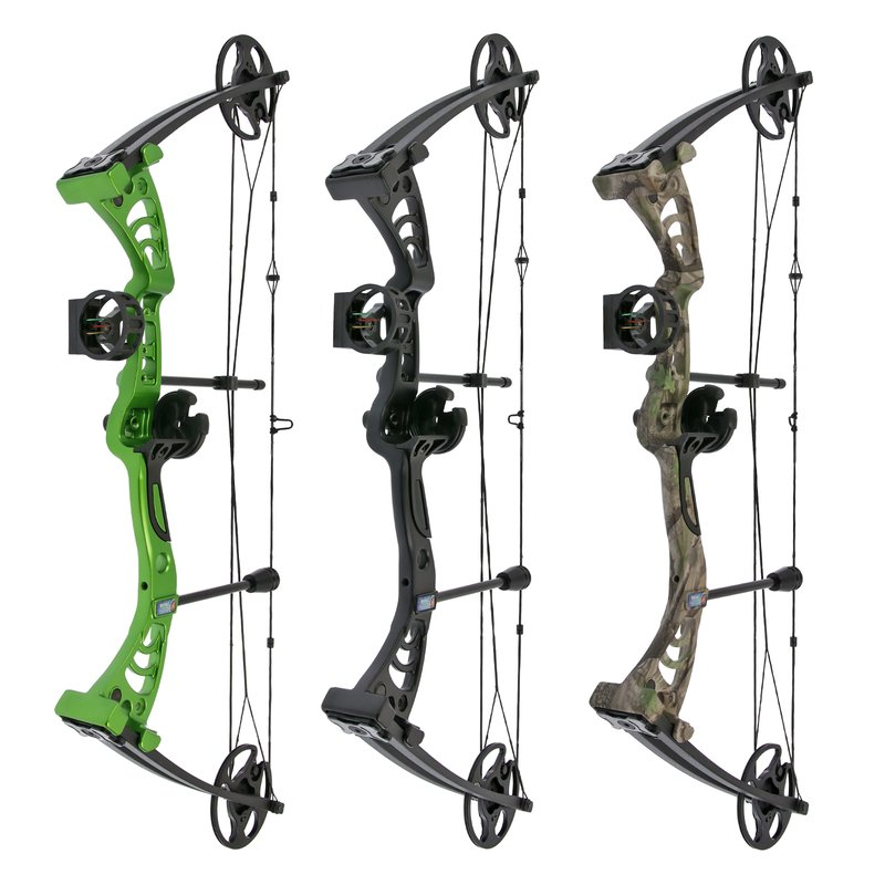 DRAKE Gecko RTS - 30-55 lbs - Compound Bow