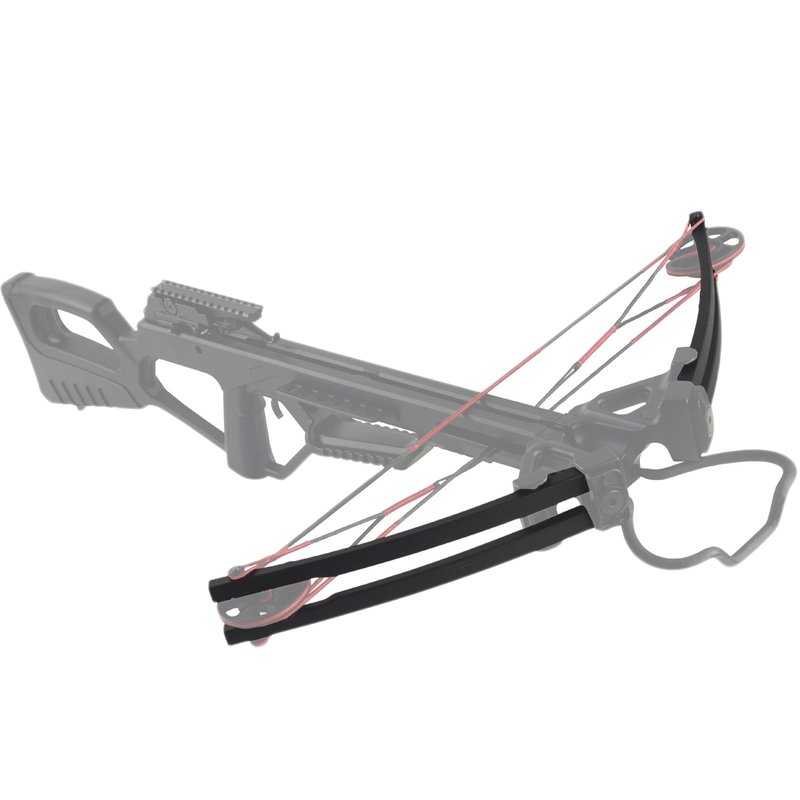 Replacement Limbs for Crossbow - X-Bow BLACK ANT - Black