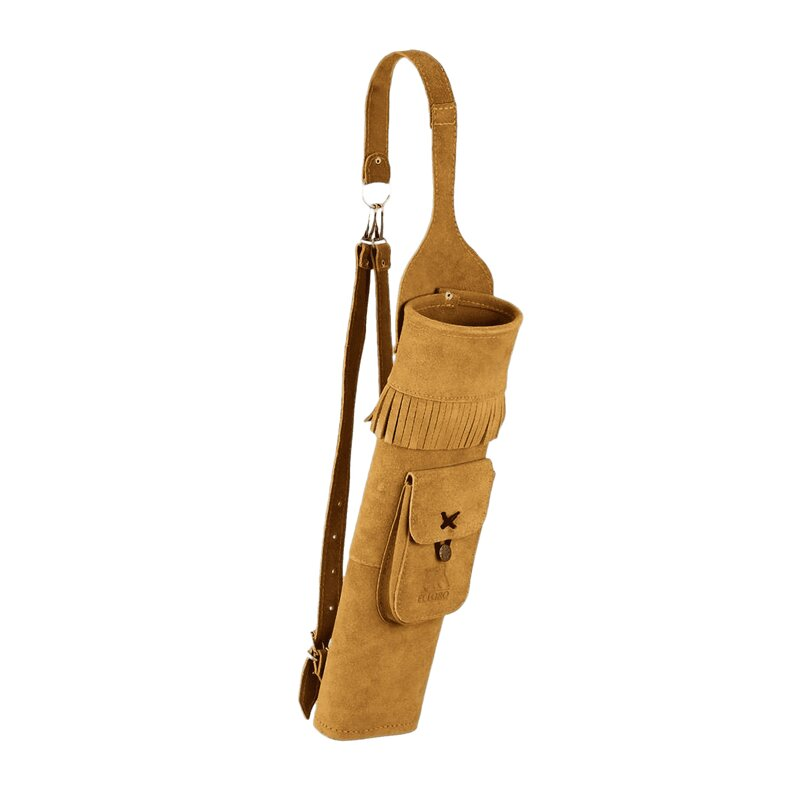 elTORO Back Quiver with external Pocket on Top