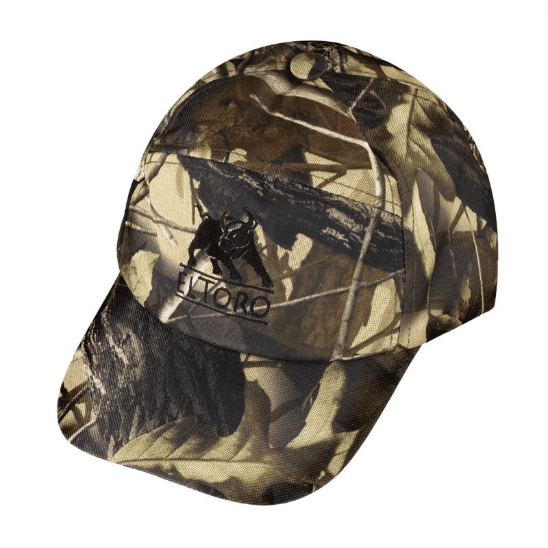 elTORO Base Cap - Camo or Black