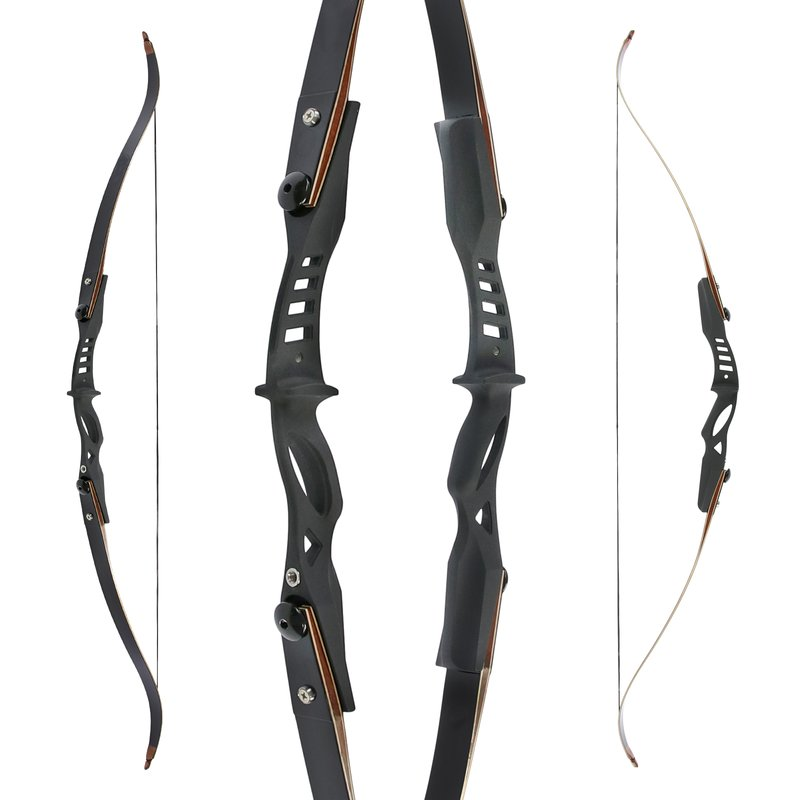 SET DRAKE Hunter - ILF - 58-62 - 24-48 lbs - Recurve Bow