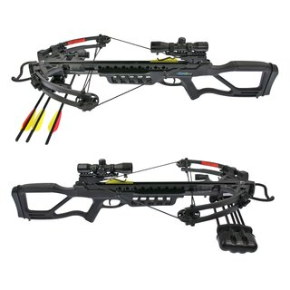 [SPECIAL] X-BOW Scorpion II - 370 fps / 185 lbs - Colour:...