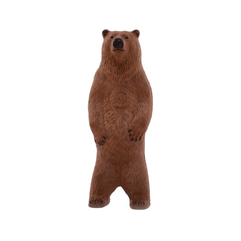 Ibb 3D Animal Small Brown Bear