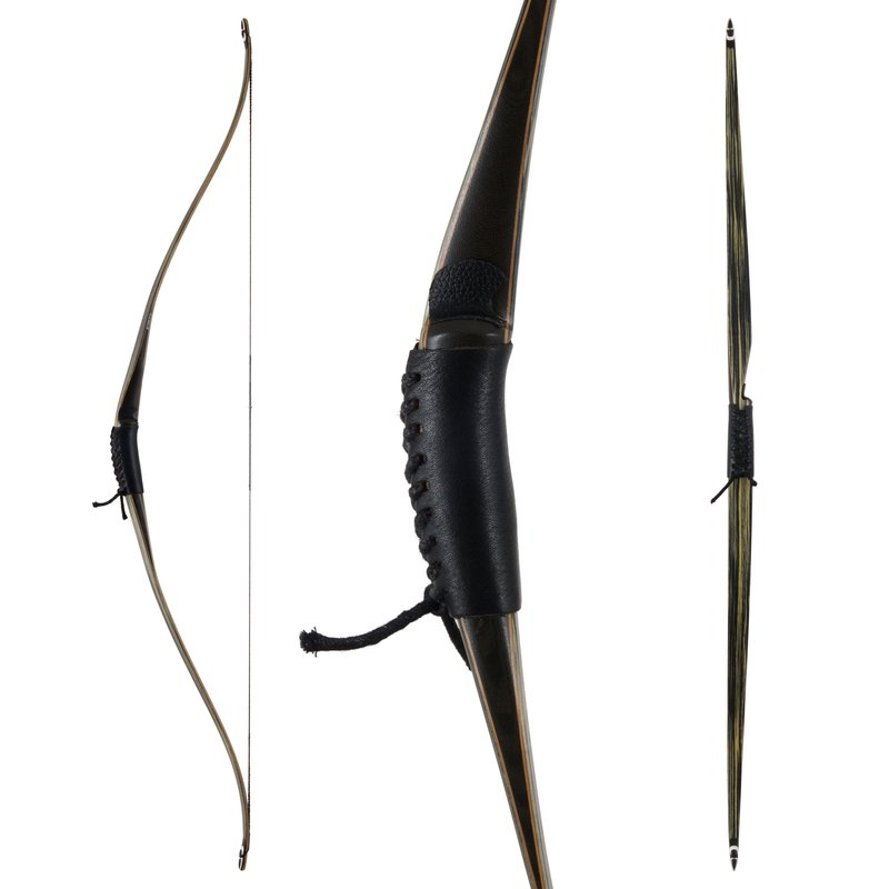 BODNIK BOWS Ghost - 2020 Version - 50 - 20-55 lbs - Recurve Bow - by Bearpaw