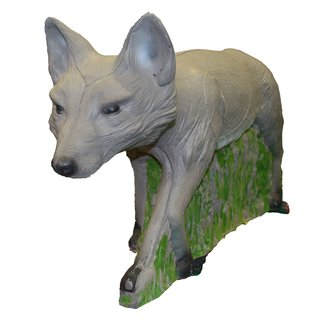 Leitold 3D Animal Red Fox Lying