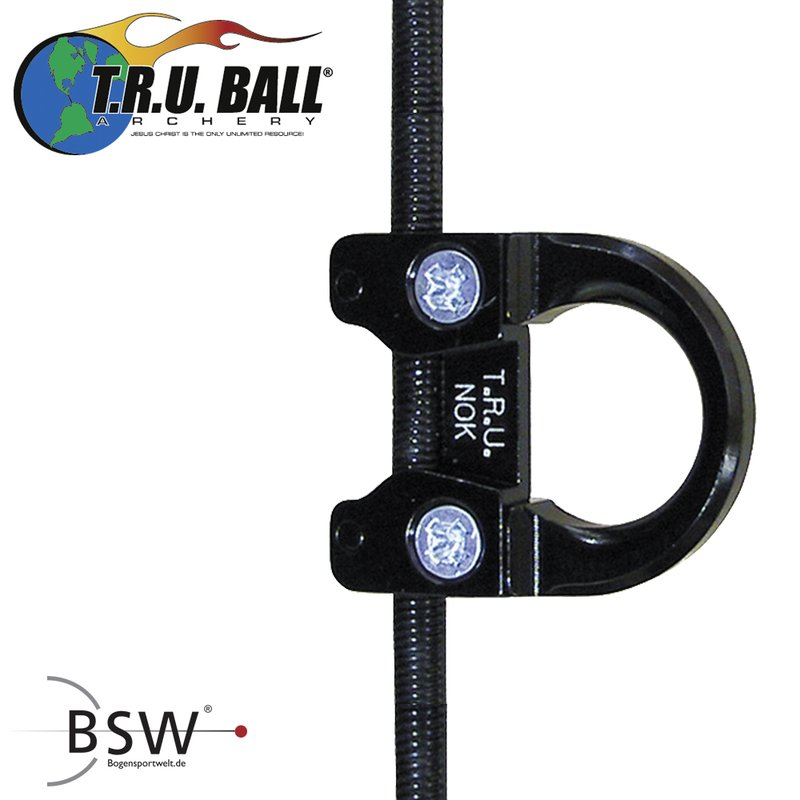 T.R.U. Ball - Ultra Nock with Peep Aligner