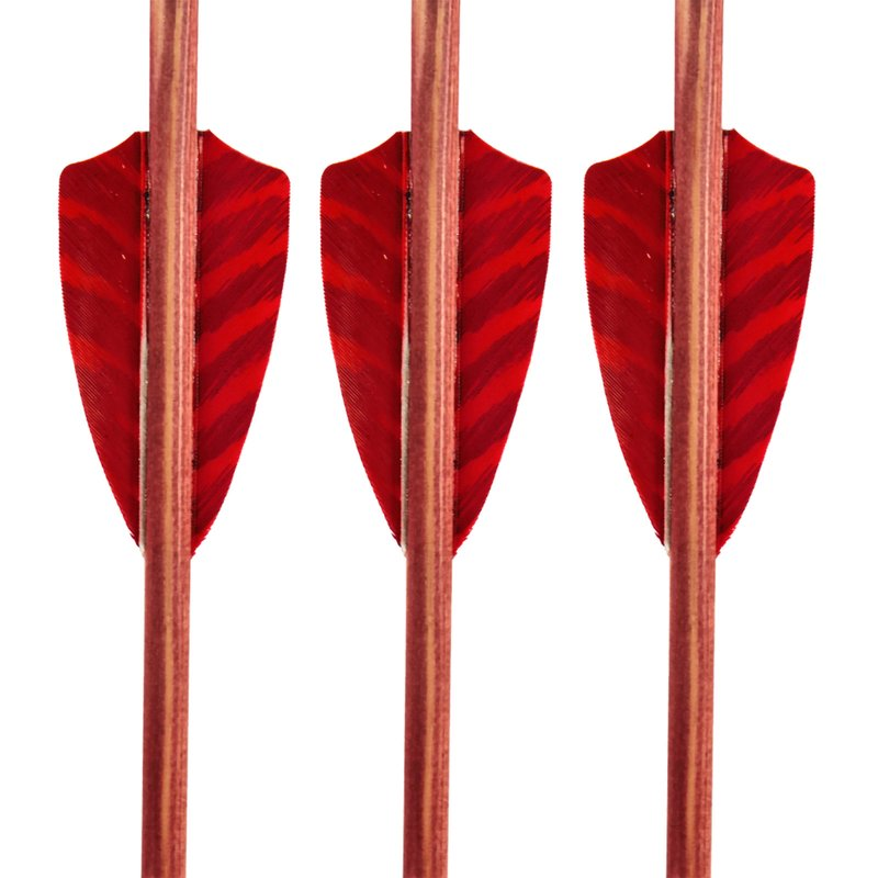 Wooden Bolt | BSW CHERRY - for Crossbows