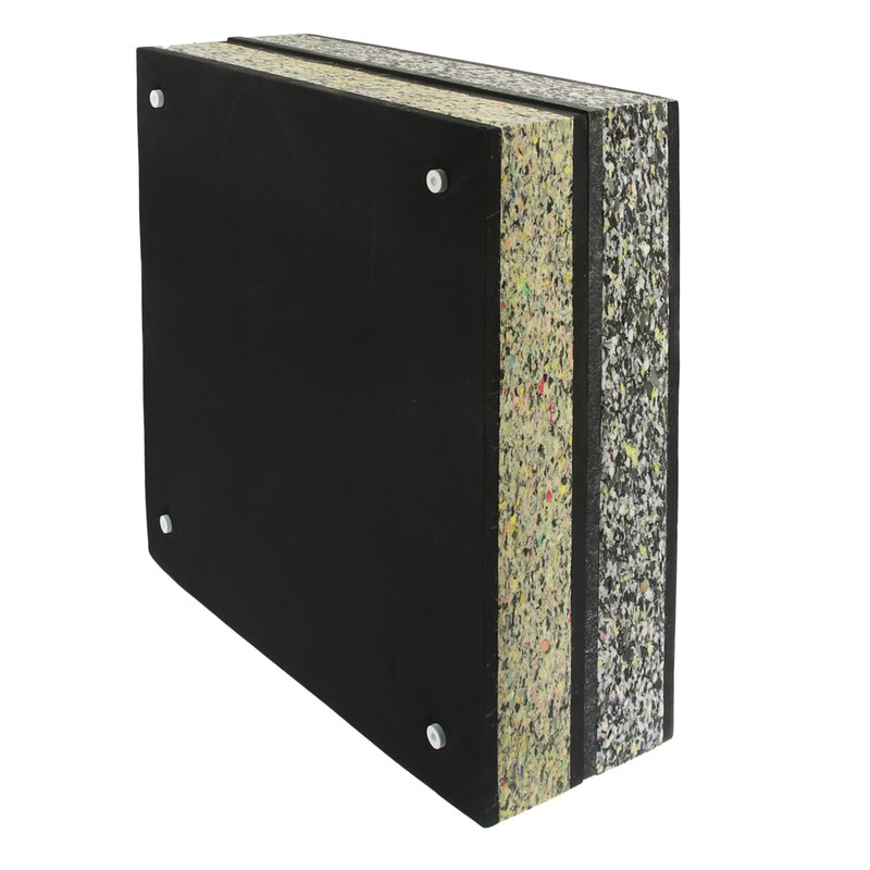 STRONGHOLD Foam Target Black Superstrong up to 70lbs (60x60x20 cm)