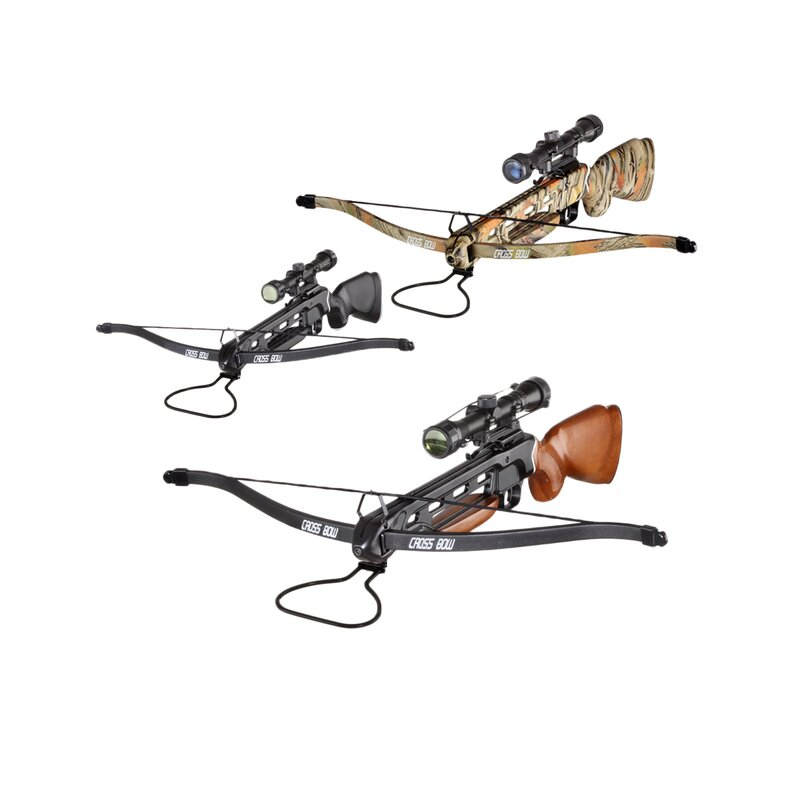 SET X-BOW Python I - 150 lbs - in 5 Variants