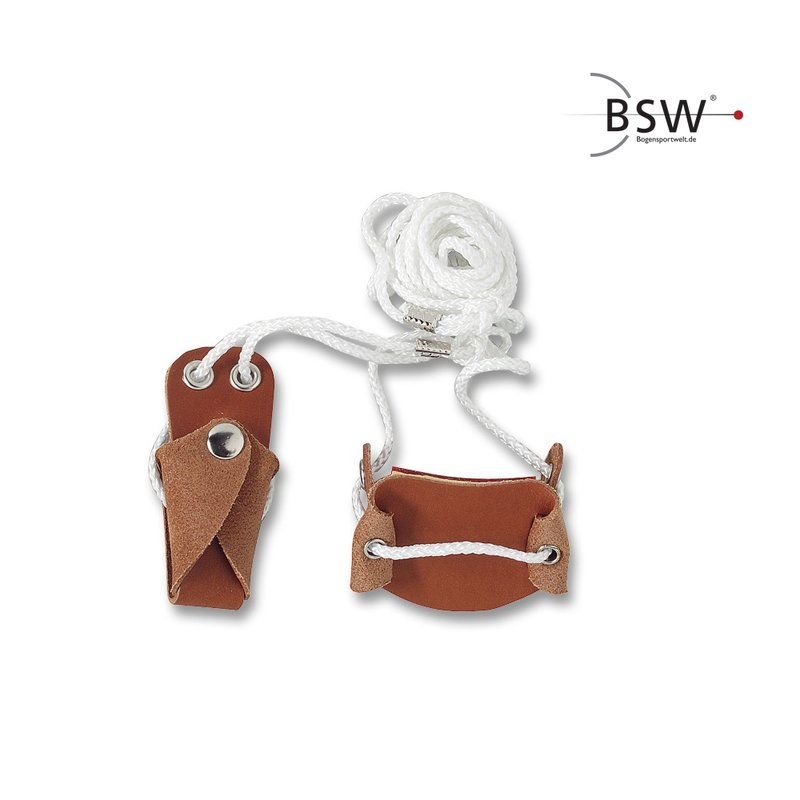 GOMPY Bow Stringer BSP-1 - Limb-Tip Leather