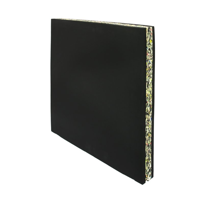STRONGHOLD Foam Target Black Soft + up to 30 lbs - 60x60x7 cm